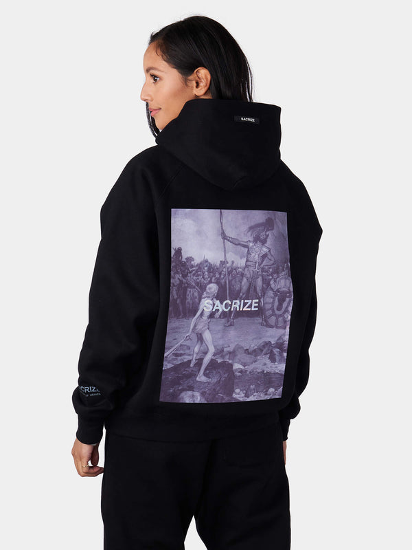 David and Goliath Hoodie