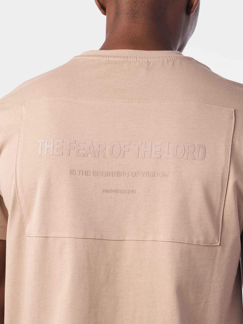 Fear of Lord Beginning of Wisdom Christian T-Shirt