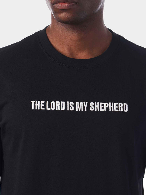 The Lord Is My Shepherd Psalm 23 Christian T-Shirt | SACRIZE