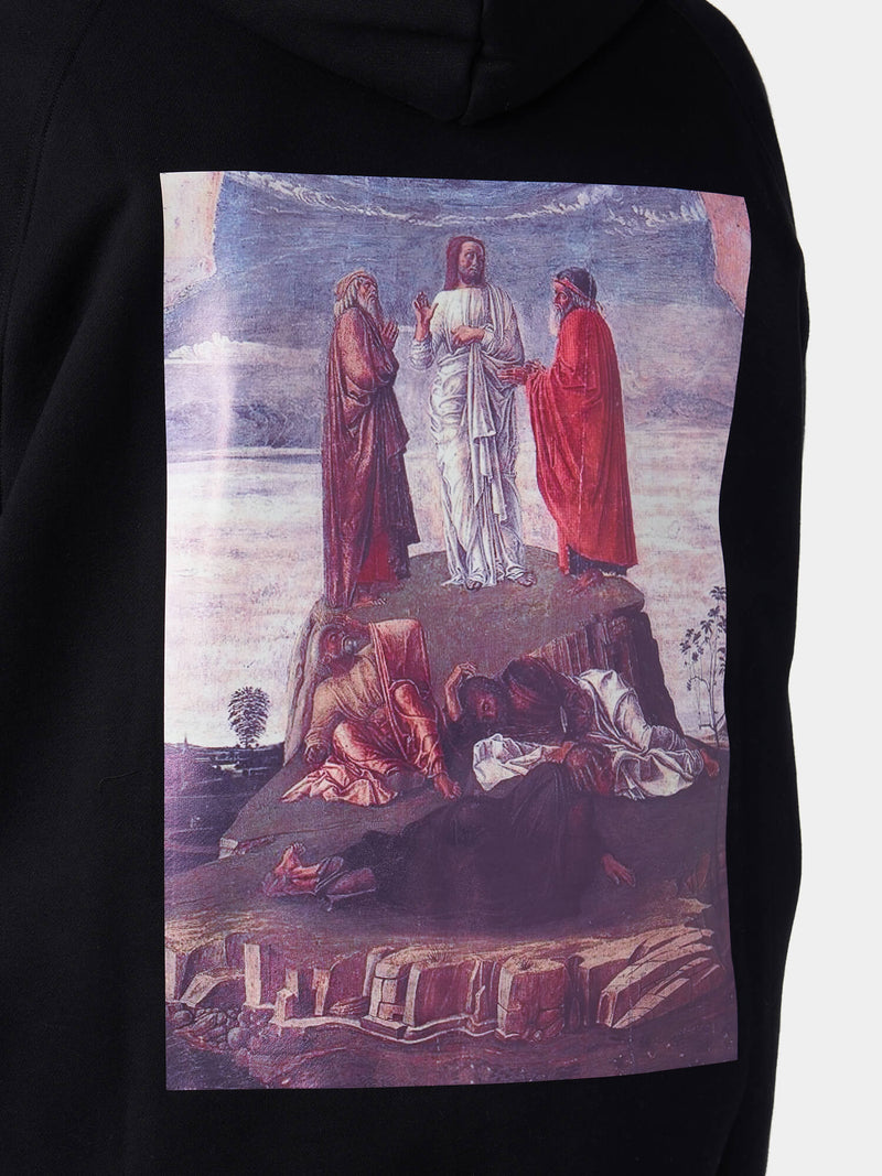 Transfiguration of Jesus Zip Up Christian Hoodie
