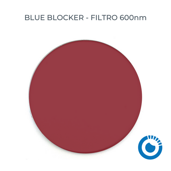LENTES BLUE BLOCKER 600nm
