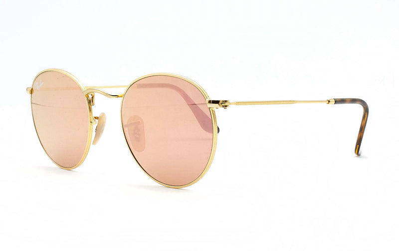 RAY BAN ROUND 001/Z2 - Opticas Lookout