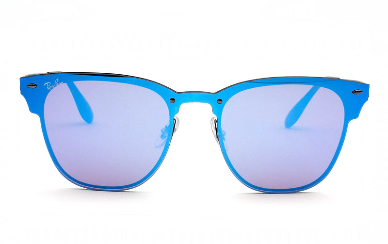 RAY BAN BLAZE CLUBMASTER 153/7V - Opticas Lookout