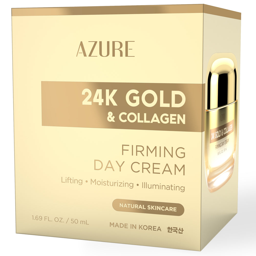 24K Gold & Collagen Firming Day Cream