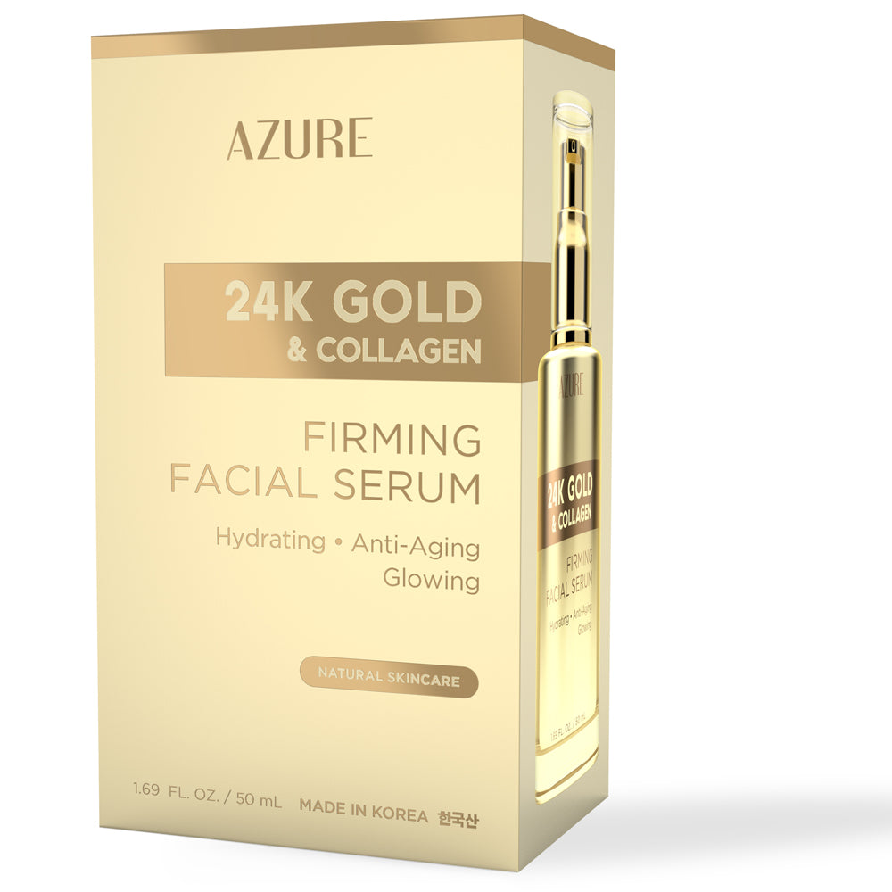24K Gold & Collagen Firming Facial Serum