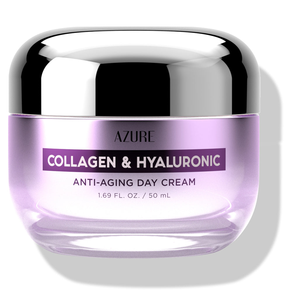 Collagen & Hyaluronic Anti-Aging Day Cream