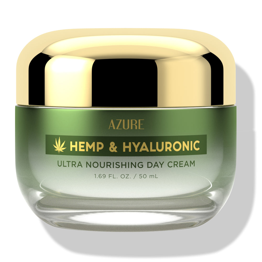 Hemp & Hyaluronic Ultra Nourishing Day Cream
