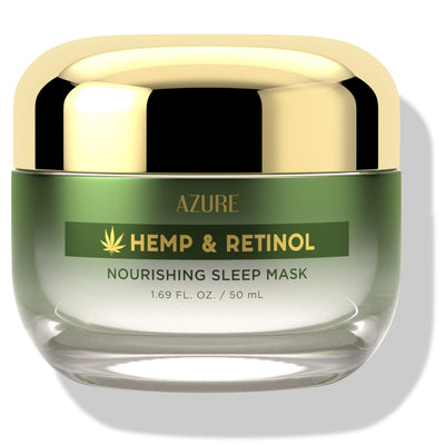 Hemp & Retinol Nourishing Sleep Mask