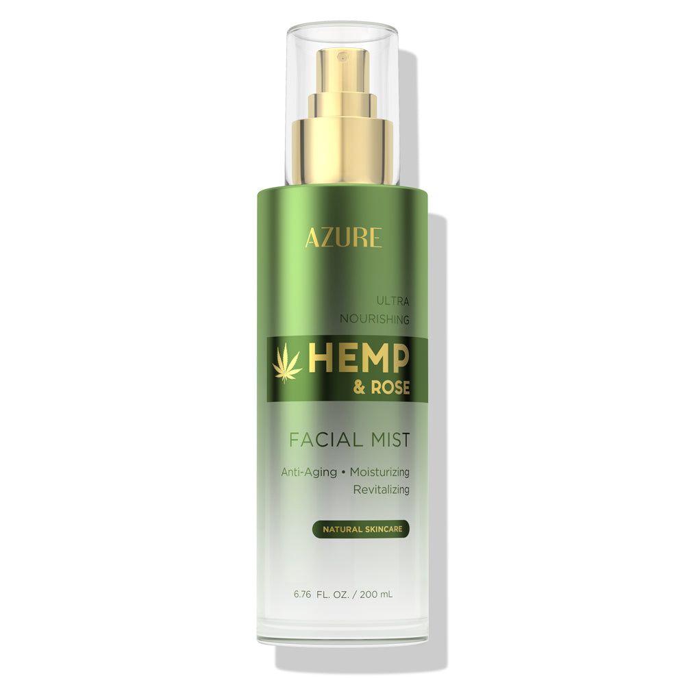 Hemp & Rose Nourishing Facial Mist