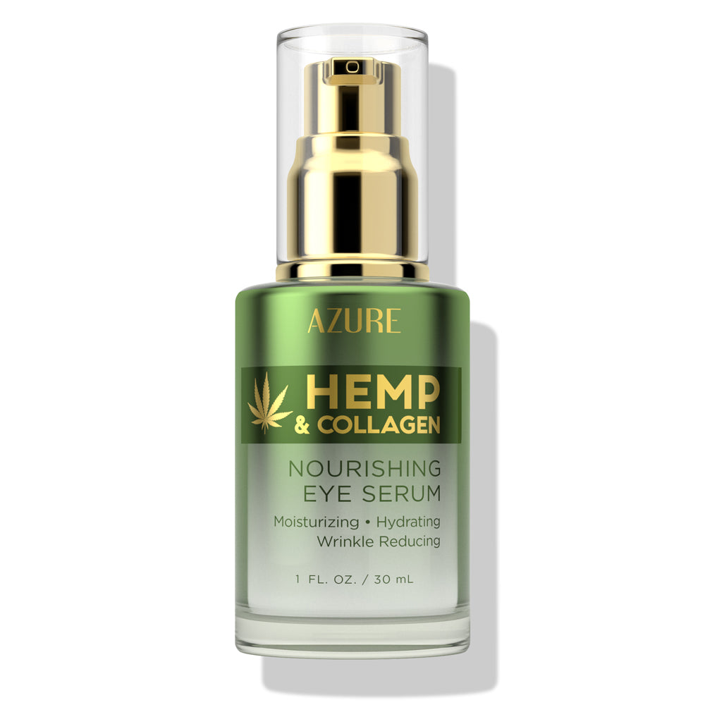 Hemp & Collagen Nourishing Eye Serum
