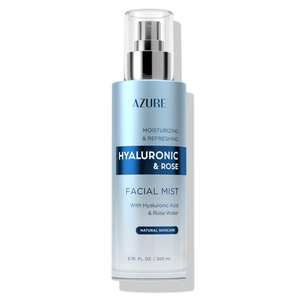Hyaluronic Acid & Rose Refreshing Facial Mist