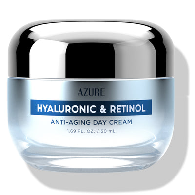 Hyaluronic & Retinol Anti-Aging Day Cream