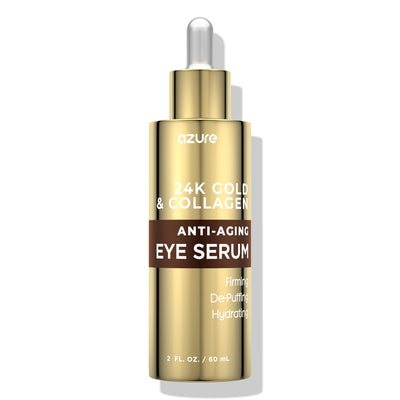 24K Gold & Collagen Anti-Aging Eye Serum