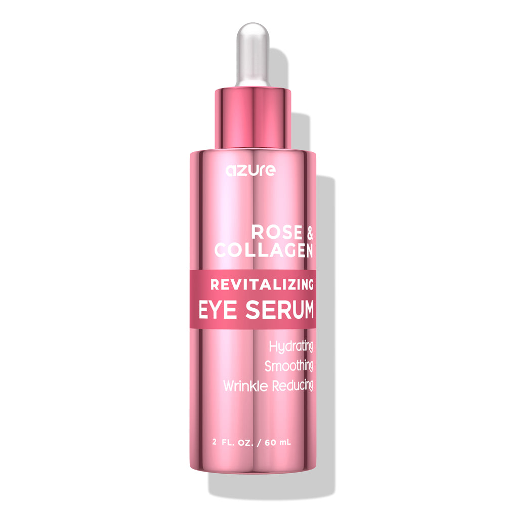 Rose & Collagen Revitalizing Eye Serum