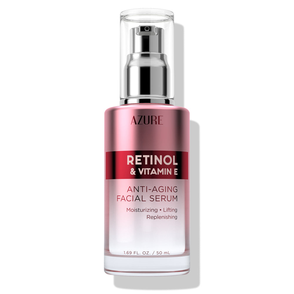 Retinol & Vitamin E Anti-Aging Facial Serum