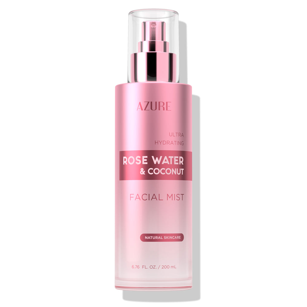Rose water & Coconut Ultra Hydrating Facial Mist