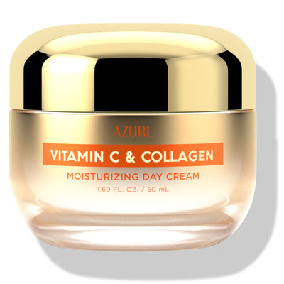 Vitamin C & Collagen Moisturizing Day Cream