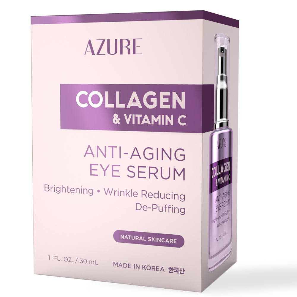 Collagen & Vitamin C Anti-Aging Eye Serum