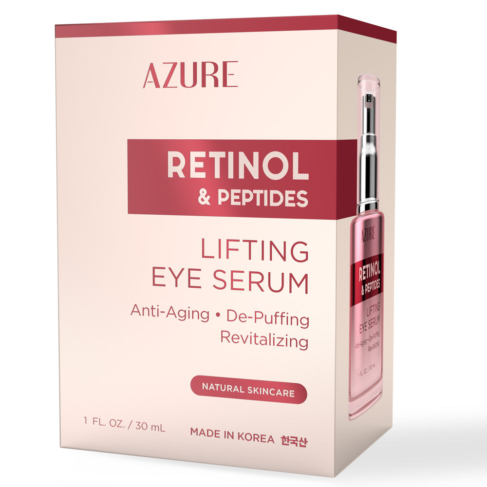 Retinol & Peptide Lifting Eye Serum