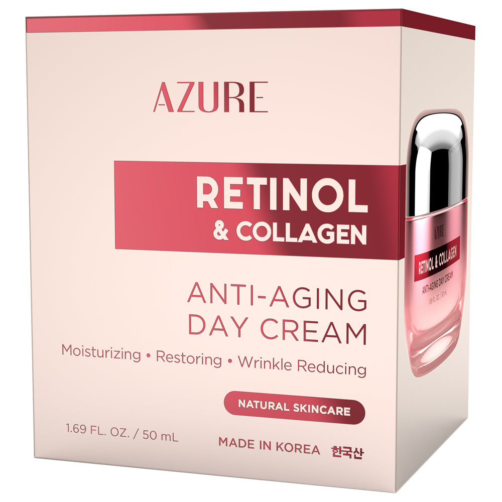 Retinol & Collagen Anti-Aging Day Cream