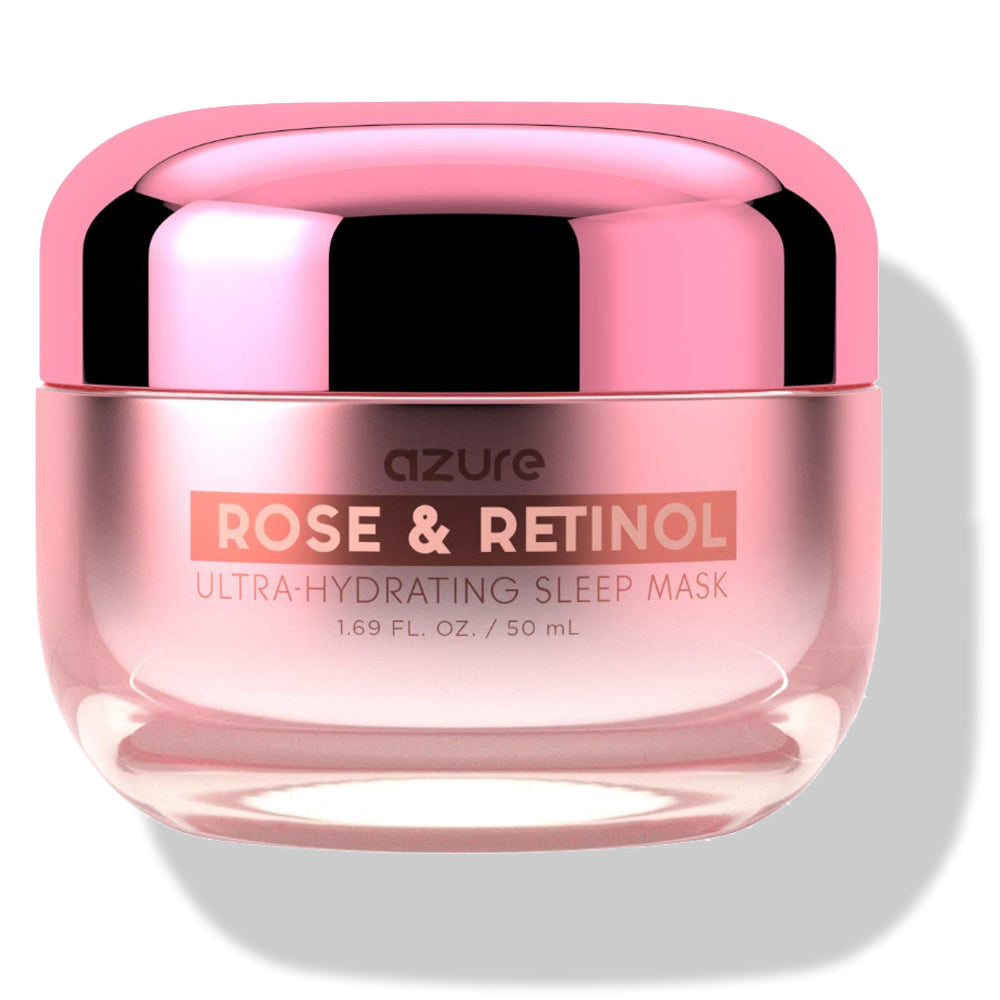 Rose & Retinol Ultra Hydrating Sleep Mask