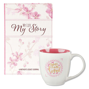 MOTHER'S DAY JOURNAL & MUG