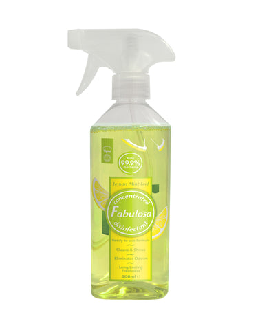 Fabulosa Lemon Mint Leaf Trigger 500ml