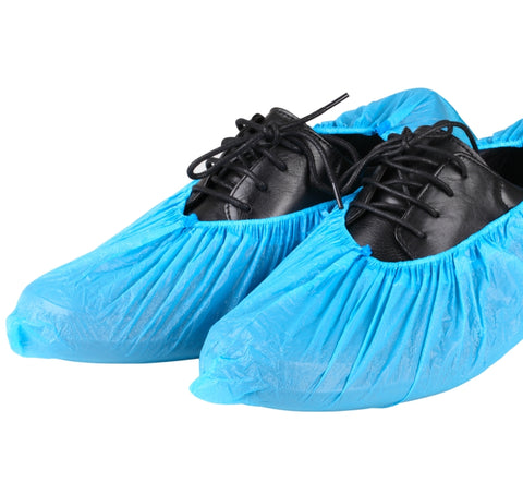 Disposable Shoe Covers - 100 Pack
