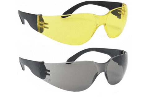 Anti-Scratch Safety Glasses