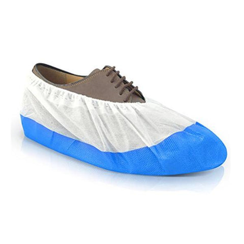 Deluxe Reusable Shoe Covers 100 (50 Pairs)