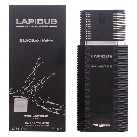 Men's Perfume Black Extreme Ted Lapidus EDT