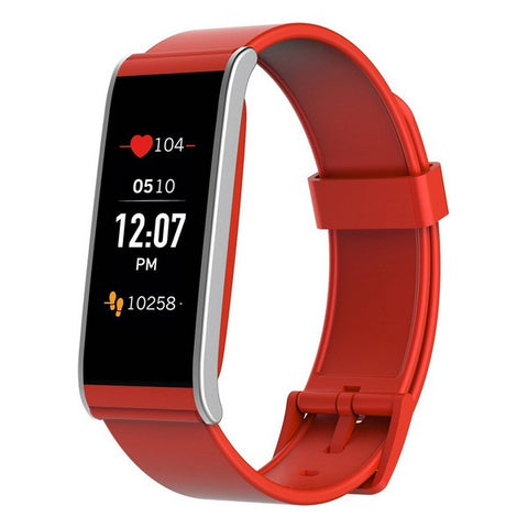 "Activity Bangle Mykronoz ZEFIT4 1,06"" TFT Bluetooth 80 mAh Red"