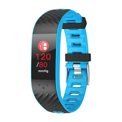 "Activity Bangle BRIGMTON BSPORT-16-A 0,96"" OLED Bluetooth Blue"