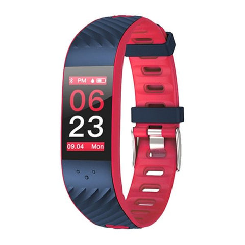 "Activity Bangle BRIGMTON BSPORT-16-R 0,96"" OLED Bluetooth Red"