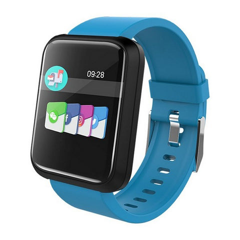 "Smart Watch with Pedometer BRIGMTON Bsport 17 1,3"" Bluetooth 4.0"