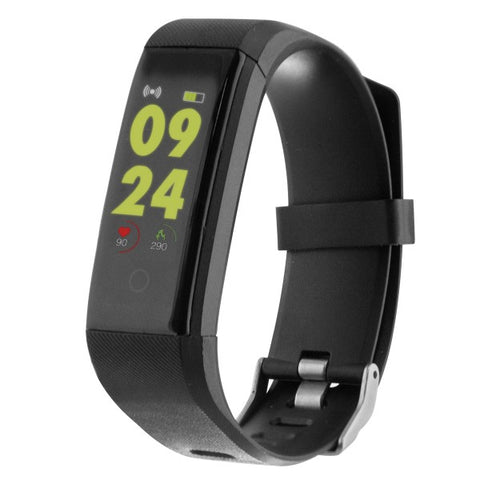 "Activity Bangle 0,96"" Bluetooth 80 mAh Black"
