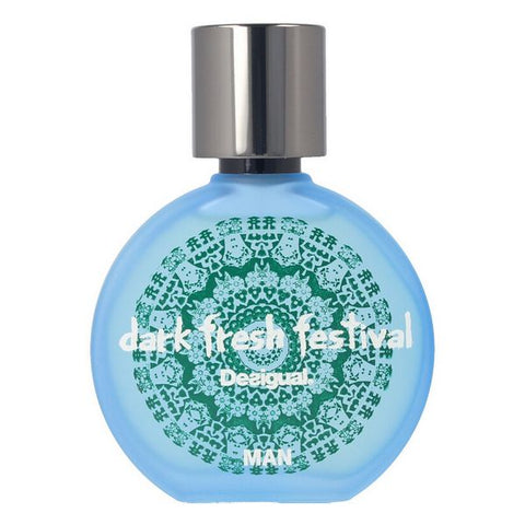 Men's Perfume Dark Fresh Festival Desigual EDT (100 ml)