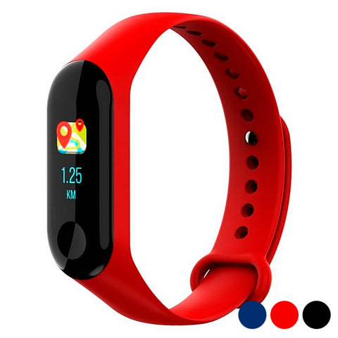 "Activity Bangle BRIGMTON 0,96"" Bluetooth 4.0 90 mAh"