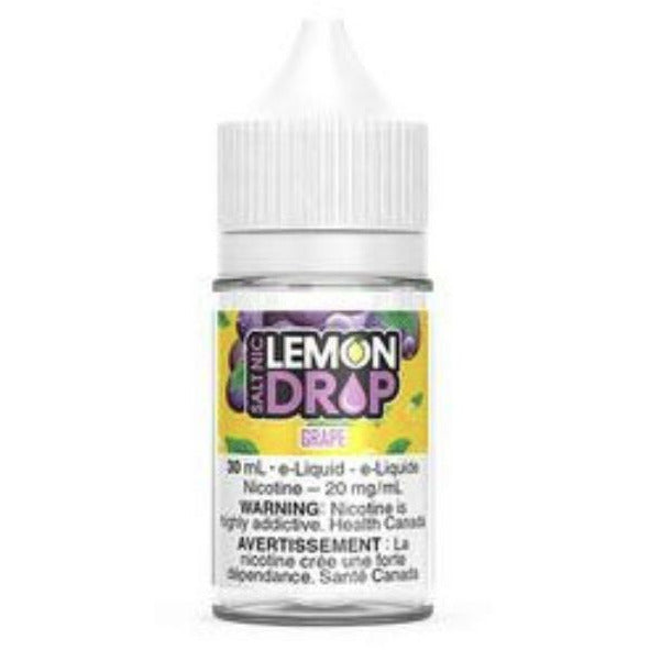 Grape Salt by Lemon Drop - 30 ML