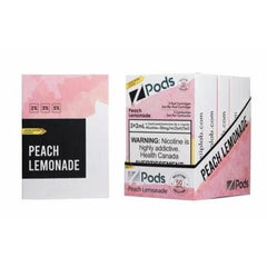 Zpods Stlth Compatible Peach Lemonade