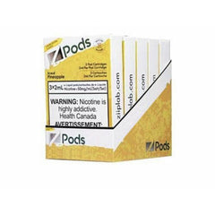 Zpods Stlth Compatible Iced Pineapple