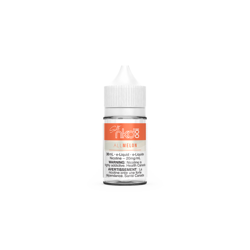 All Melon Salt By Naked100 Salt - 30 ML
