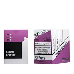 Zpods STLTH Compatible - Gummy Bear Ice