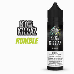 Rumble By Koil Killaz Salt - 60 ML