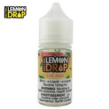 Blood Orange By Lemon Drop Salt - 30 ML