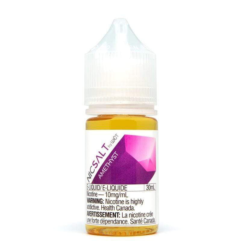 10 MG Amethyst Nic Salt By Wet - 30 ML