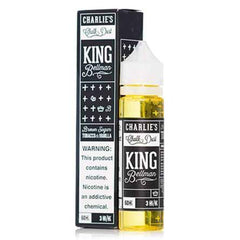 6mg Charlie's Chalk Dust - King Bellman - 60 ML