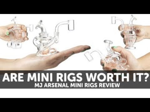 MJ ARSENAL INFINITI- Mini Rig