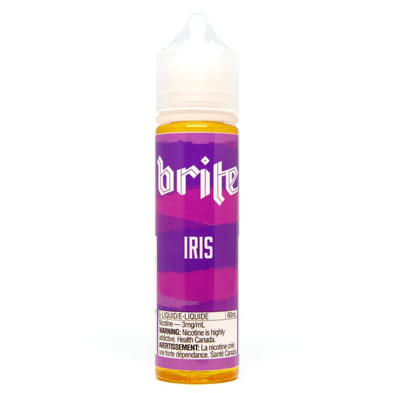 3 MG Iris E-Liquid By Brite - 60 ML