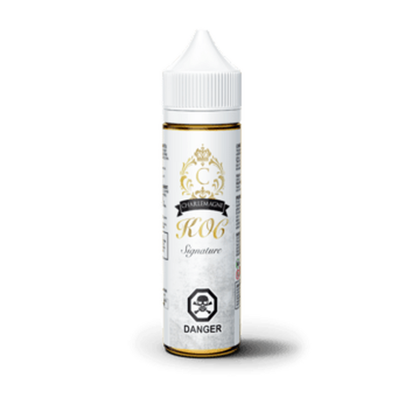 3 MG King of Custards Signature Charlemagne - 60 ML
